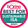 Best for Sustainable ISA