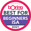 Best for Beginners ISA