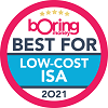 Best for Low Cost ISA