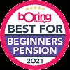 AJ Bell Youinvest - Boring Money - Best Buy 2021 - Best for Beginners Pension