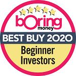 AJ Bell Youinvest Boring Money
