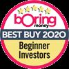 AJ Bell Youinvest -  Best Buy 2020 - Beginner Investors