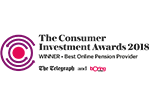 AJ Bell Youinvest Consumer investment awards