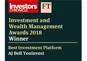 AJ Bell Youinvest Investors Chronicle