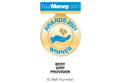 AJ Bell Youinvest - Your Money.com - Best SIPP Provider