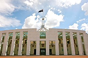 Parliment Canberra